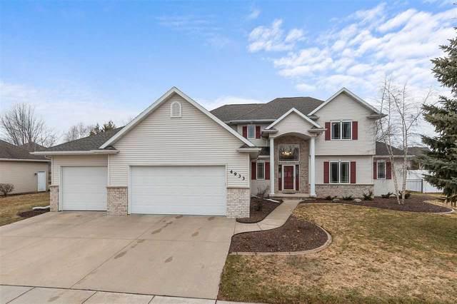 4933 N Waterford Drive, Appleton, WI 54913 (#50219723) :: Todd Wiese Homeselling System, Inc.