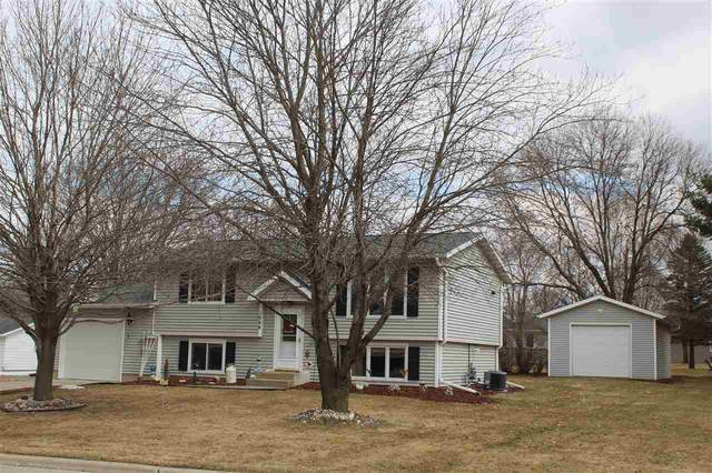 1444 S Park Street, Shawano, WI 54166 (#50219726) :: Todd Wiese Homeselling System, Inc.