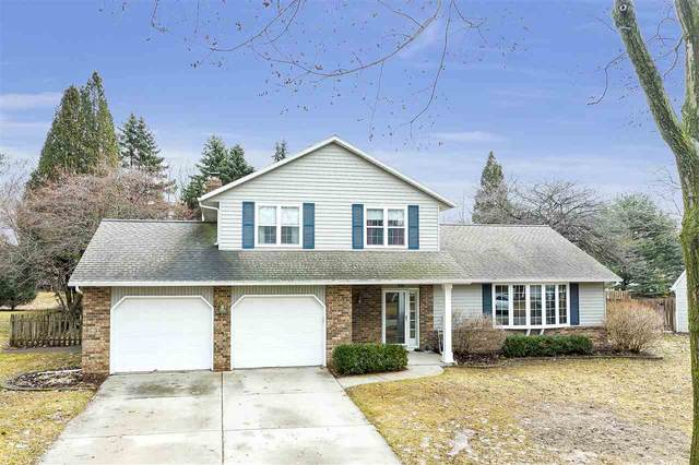 451 Stella Vista Drive, Green Bay, WI 54302 (#50219727) :: Symes Realty, LLC