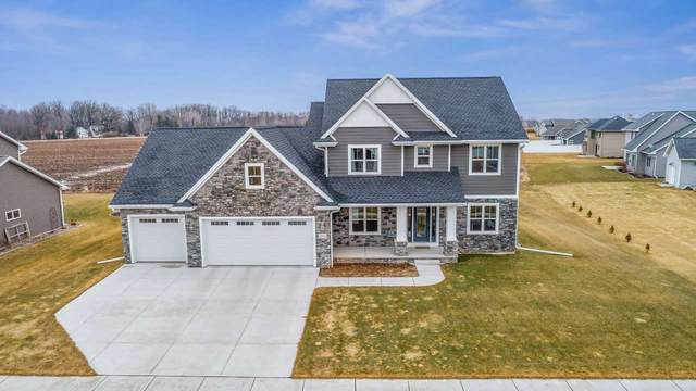 2302 Gringotts Way, De Pere, WI 54115 (#50219734) :: Ben Bartolazzi Real Estate Inc