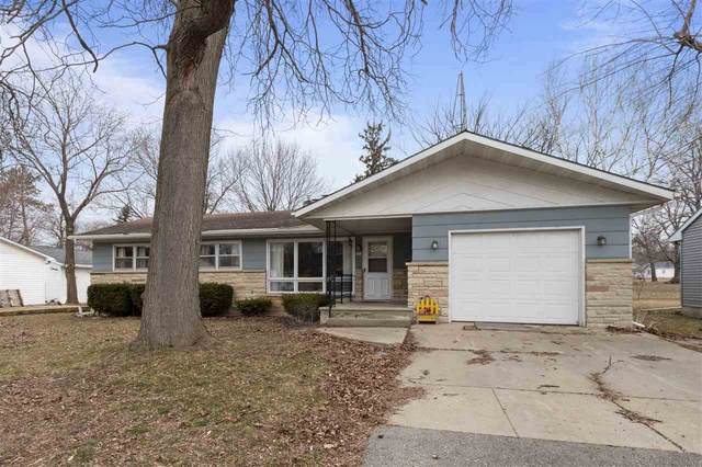 351 E Noyes Street, Berlin, WI 54923 (#50219739) :: Todd Wiese Homeselling System, Inc.