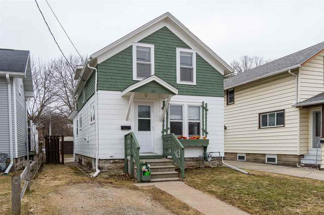 211 E Mckinley Street, Appleton, WI 54915 (#50219763) :: Todd Wiese Homeselling System, Inc.