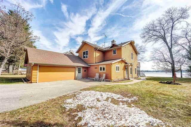 N7010 W Pine Lake Road, Wild Rose, WI 54984 (#50219771) :: Todd Wiese Homeselling System, Inc.