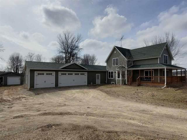 N4683 Hwy K, Ogdensburg, WI 54962 (#50219790) :: Todd Wiese Homeselling System, Inc.