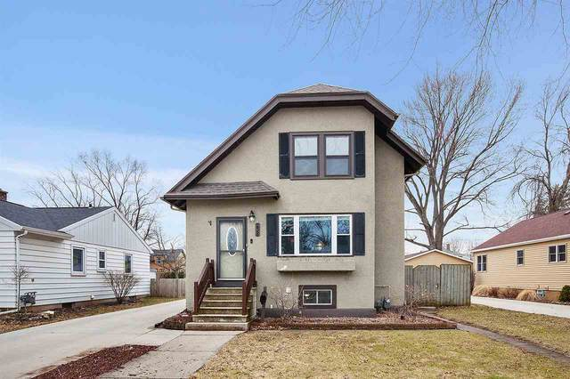 238 Bischoff Street, Fond Du Lac, WI 54935 (#50219794) :: Todd Wiese Homeselling System, Inc.