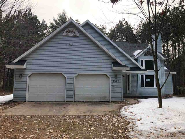 6581 Oak Drive, Amherst, WI 54406 (#50219837) :: Todd Wiese Homeselling System, Inc.