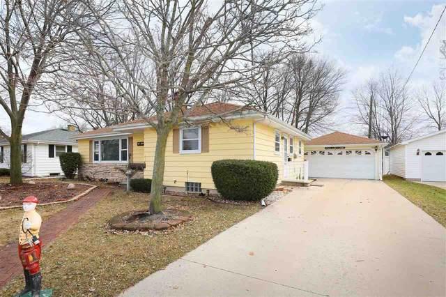520 Margaret Street, Kaukauna, WI 54130 (#50219839) :: Todd Wiese Homeselling System, Inc.