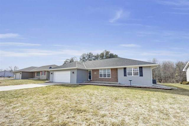 3805 Scotchman Circle, Green Bay, WI 54311 (#50219840) :: Symes Realty, LLC