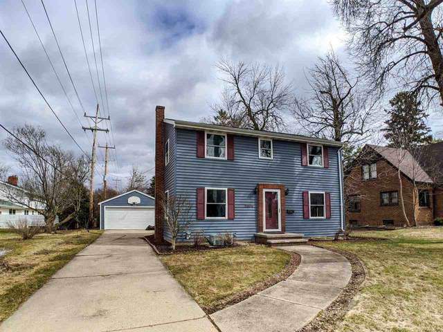 2506 N Oneida Street, Appleton, WI 54911 (#50219842) :: Dallaire Realty