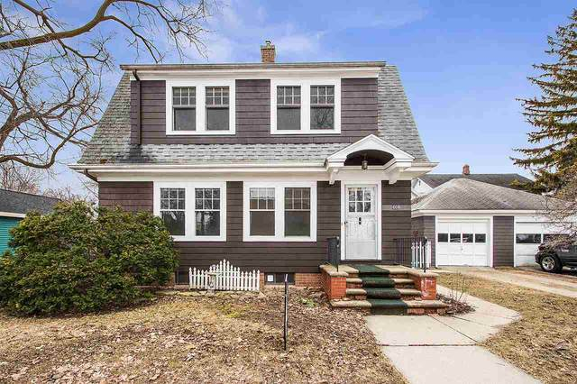 608 Charles Street, De Pere, WI 54115 (#50219845) :: Todd Wiese Homeselling System, Inc.