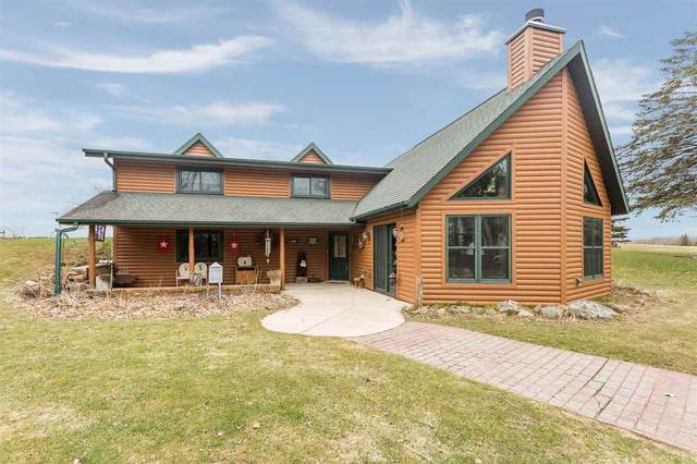 4539 Logtown Road, Oconto, WI 54139 (#50219851) :: Dallaire Realty