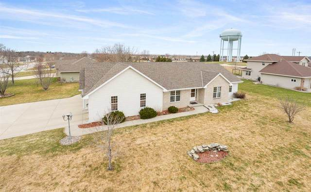 2729 Don Gerard Way, Green Bay, WI 54311 (#50219852) :: Ben Bartolazzi Real Estate Inc