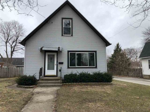 1248 Harvey Street, Green Bay, WI 54302 (#50219865) :: Todd Wiese Homeselling System, Inc.
