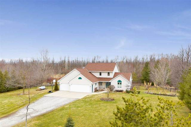 2749 Mill Road, Greenleaf, WI 54126 (#50219869) :: Todd Wiese Homeselling System, Inc.