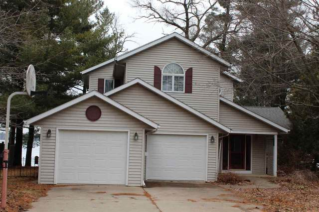 E6010 South Shore Drive, Weyauwega, WI 54983 (#50219882) :: Symes Realty, LLC