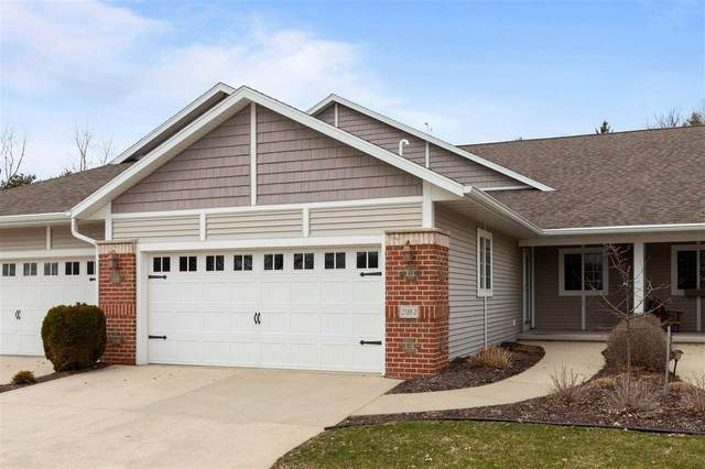 2588 Bay Harbor Circle #2, Green Bay, WI 54313 (#50219883) :: Ben Bartolazzi Real Estate Inc