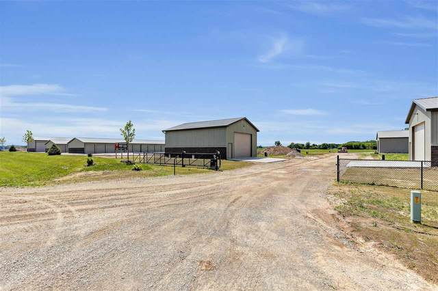 4155 N Overland Road #3, Hobart, WI 54155 (#50219905) :: Ben Bartolazzi Real Estate Inc