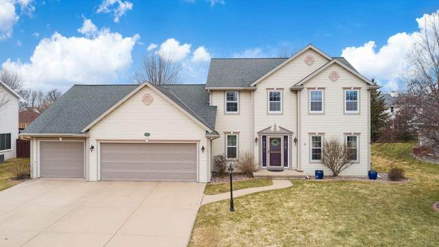 2522 Trevino Drive, Green Bay, WI 54311 (#50219932) :: Ben Bartolazzi Real Estate Inc