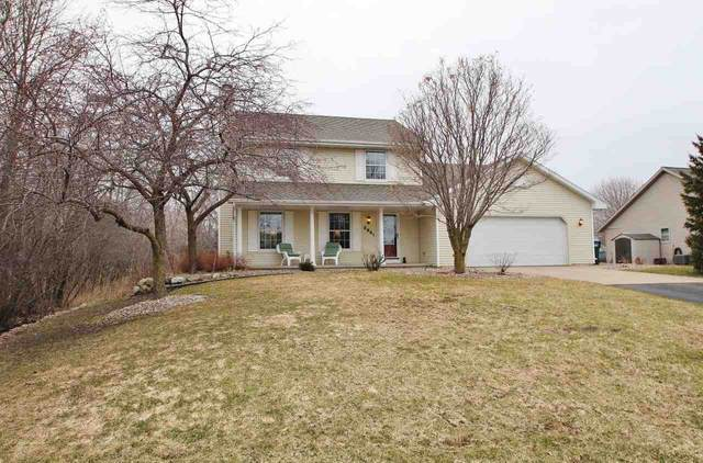 2891 Longview Lane, Suamico, WI 54173 (#50219940) :: Ben Bartolazzi Real Estate Inc