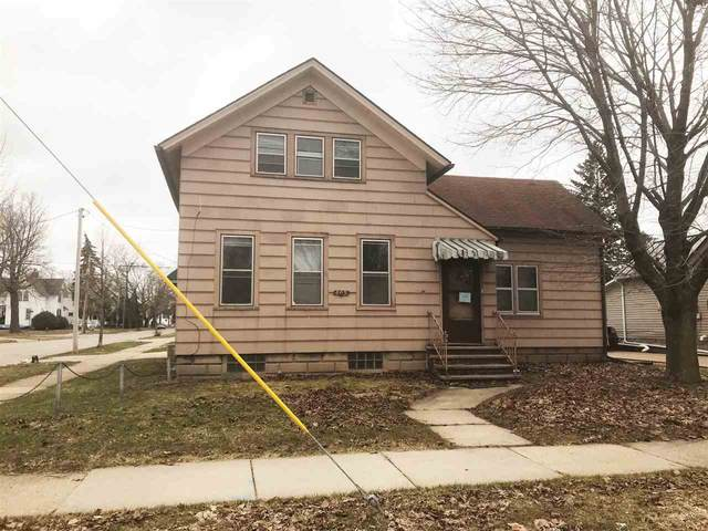 803 W Packard Street, Appleton, WI 54911 (#50219941) :: Ben Bartolazzi Real Estate Inc