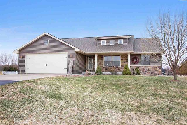 W4284 Pheasant Run, Fond Du Lac, WI 54937 (#50219947) :: Ben Bartolazzi Real Estate Inc