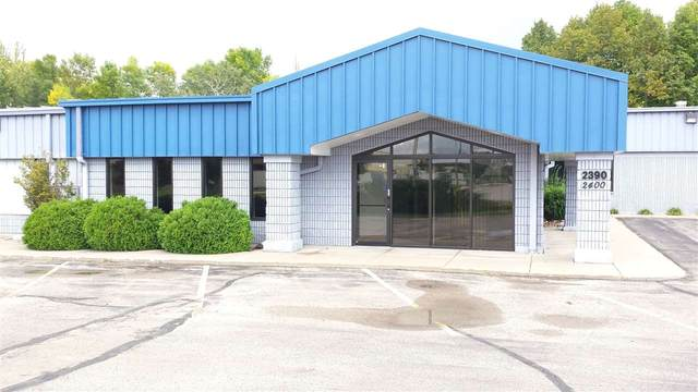 2390 Industrial Drive, Neenah, WI 54956 (#50219953) :: Dallaire Realty