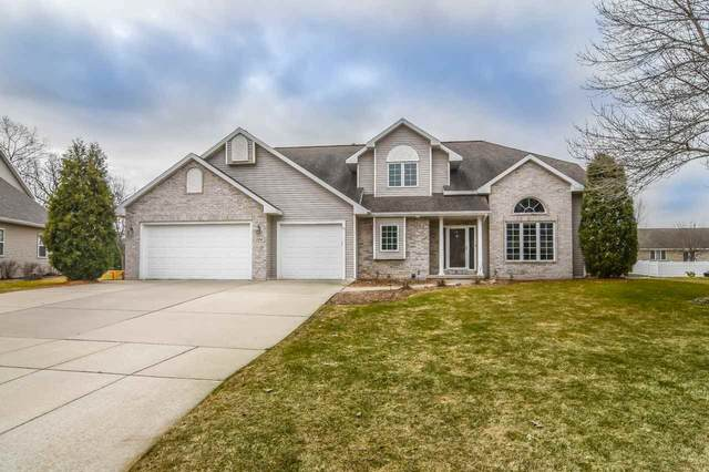 224 Oak Water Court, De Pere, WI 54115 (#50219958) :: Todd Wiese Homeselling System, Inc.