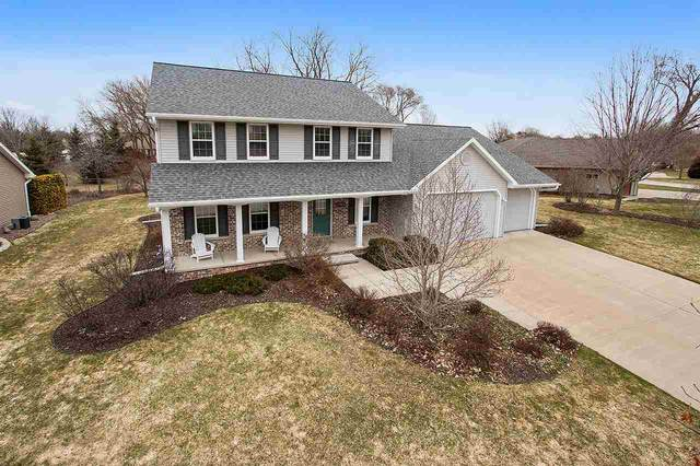2922 Marble Mountain Way, Green Bay, WI 54313 (#50219967) :: Todd Wiese Homeselling System, Inc.