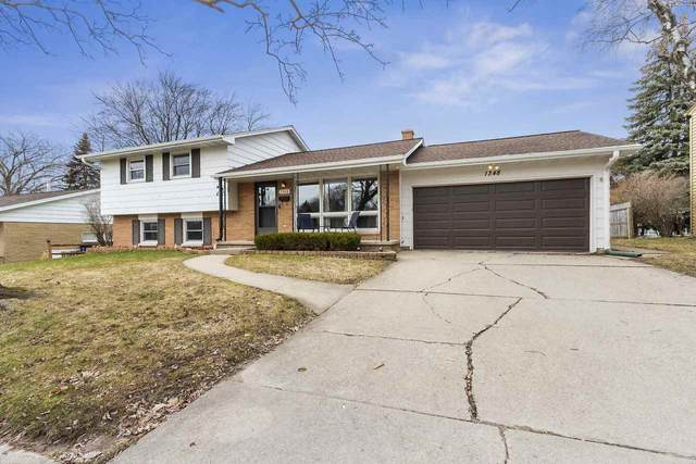 1348 Shirley Street, Green Bay, WI 54303 (#50219984) :: Dallaire Realty