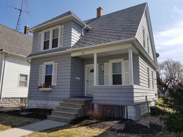 24 E Cotton Street, Fond Du Lac, WI 54935 (#50219993) :: Todd Wiese Homeselling System, Inc.