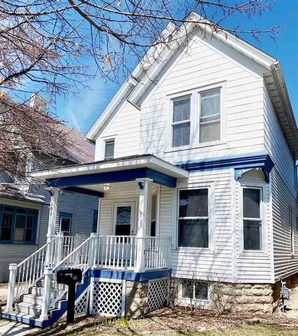 101 4TH Street, Fond Du Lac, WI 54935 (#50220006) :: Todd Wiese Homeselling System, Inc.