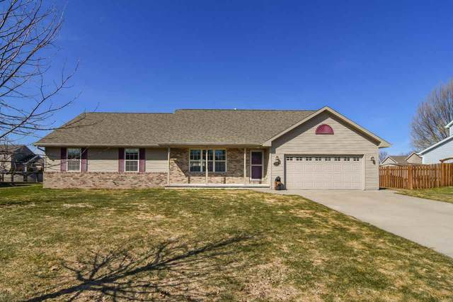 N2457 Benjamin Drive, Greenville, WI 54942 (#50220010) :: Dallaire Realty
