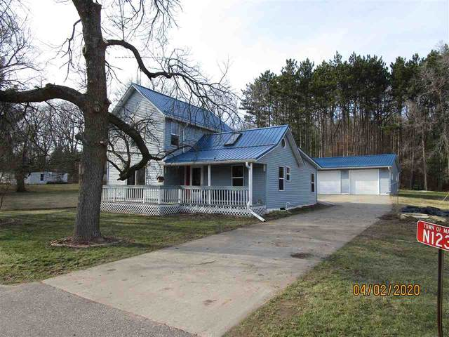 N1239 Hwy N, Neshkoro, WI 54960 (#50220039) :: Dallaire Realty