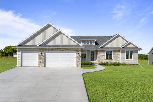 W7078 Ridgeline Trail, Greenville, WI 54942 (#50220041) :: Dallaire Realty