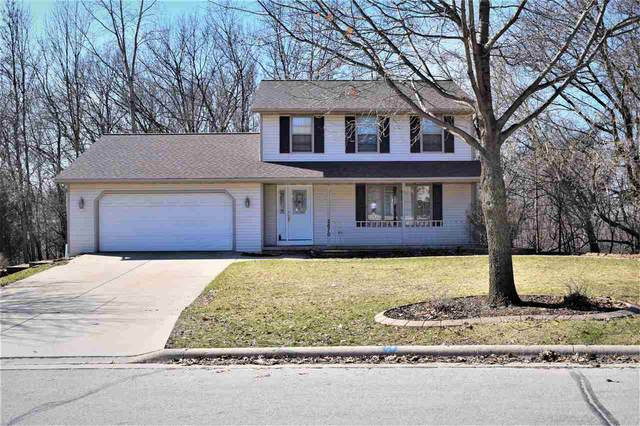 2670 St Ann Drive, Green Bay, WI 54311 (#50220057) :: Dallaire Realty