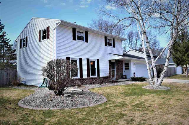 1608 Rusk Street, De Pere, WI 54115 (#50220065) :: Todd Wiese Homeselling System, Inc.