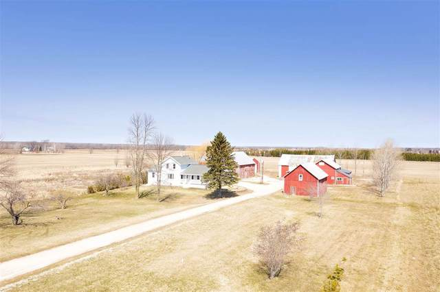 E5250 Hwy S, Algoma, WI 54201 (#50220107) :: Todd Wiese Homeselling System, Inc.