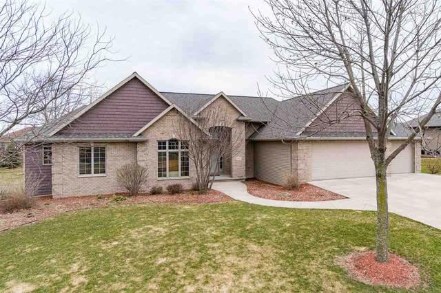 N1551 Stone Bluff Lane, Greenville, WI 54942 (#50220109) :: Symes Realty, LLC