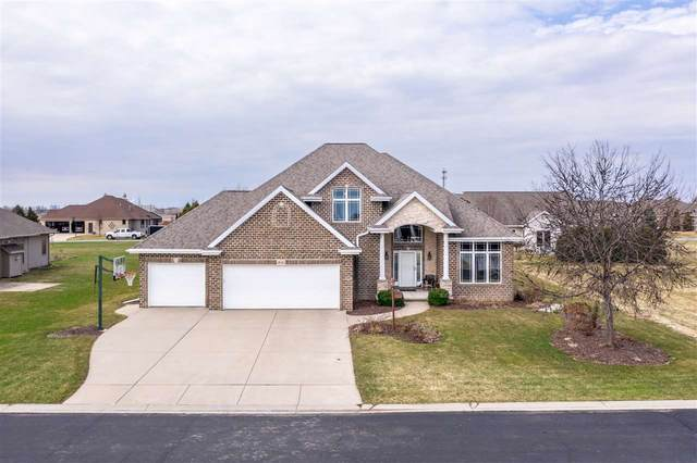436 Peterlynn Drive, Wrightstown, WI 54180 (#50220111) :: Todd Wiese Homeselling System, Inc.