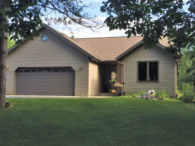 W6076 Alpine Road, Wautoma, WI 54982 (#50220118) :: Todd Wiese Homeselling System, Inc.