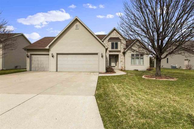 226 Whitenack Court, Neenah, WI 54956 (#50220128) :: Todd Wiese Homeselling System, Inc.