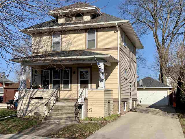 401 Grant Street, Fond Du Lac, WI 54935 (#50220140) :: Todd Wiese Homeselling System, Inc.