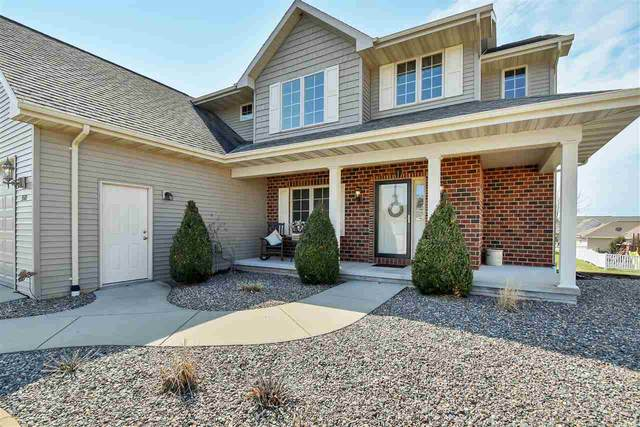 3500 Spyglass Hill Drive, Green Bay, WI 54311 (#50220148) :: Todd Wiese Homeselling System, Inc.