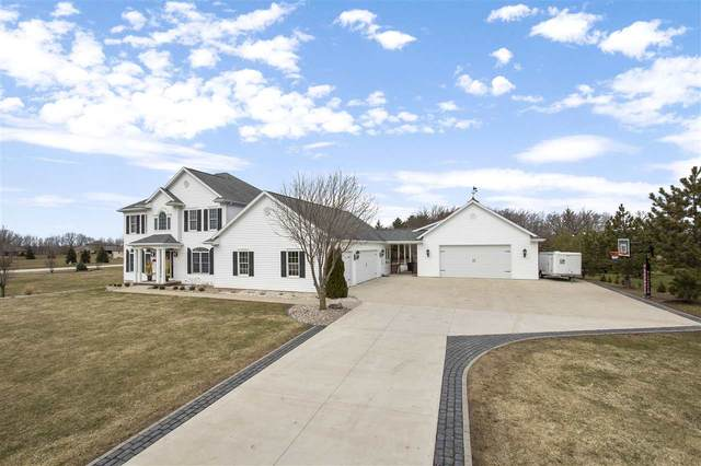 2 Corn Silk Court, Wrightstown, WI 54180 (#50220153) :: Todd Wiese Homeselling System, Inc.