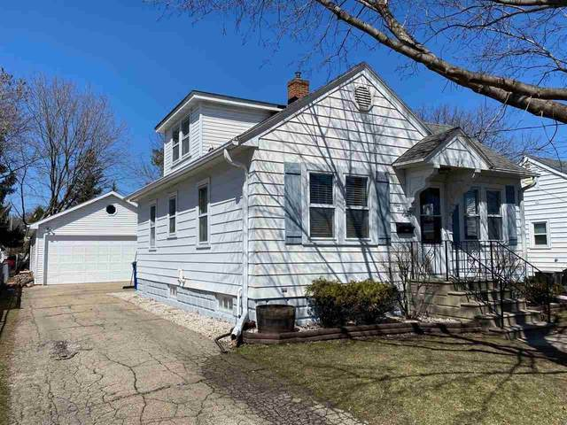 138 Oak Grove Avenue, Green Bay, WI 54302 (#50220157) :: Symes Realty, LLC