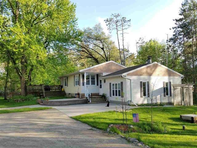 N2166 Parfreyville Road, Waupaca, WI 54981 (#50220158) :: Todd Wiese Homeselling System, Inc.