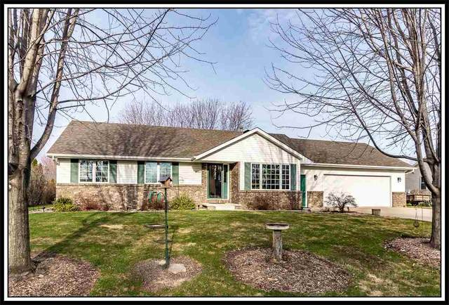 N2479 Joan Street, Greenville, WI 54942 (#50220162) :: Todd Wiese Homeselling System, Inc.