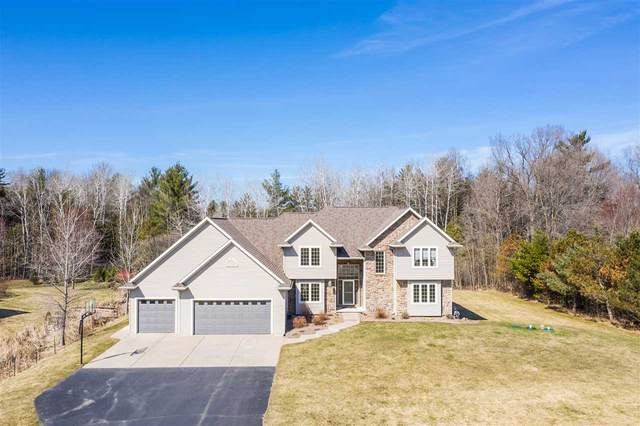 3306 Hawk Ridge Trail, Green Bay, WI 54313 (#50220165) :: Todd Wiese Homeselling System, Inc.