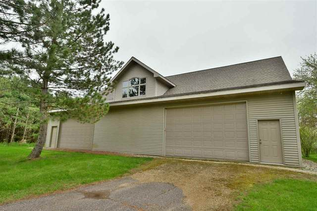 N5805 Old Keshena Road, Shawano, WI 54166 (#50220167) :: Todd Wiese Homeselling System, Inc.