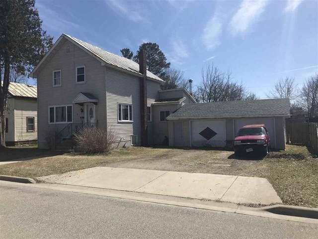 214 Baldwin Street, Oconto, WI 54153 (#50220173) :: Symes Realty, LLC
